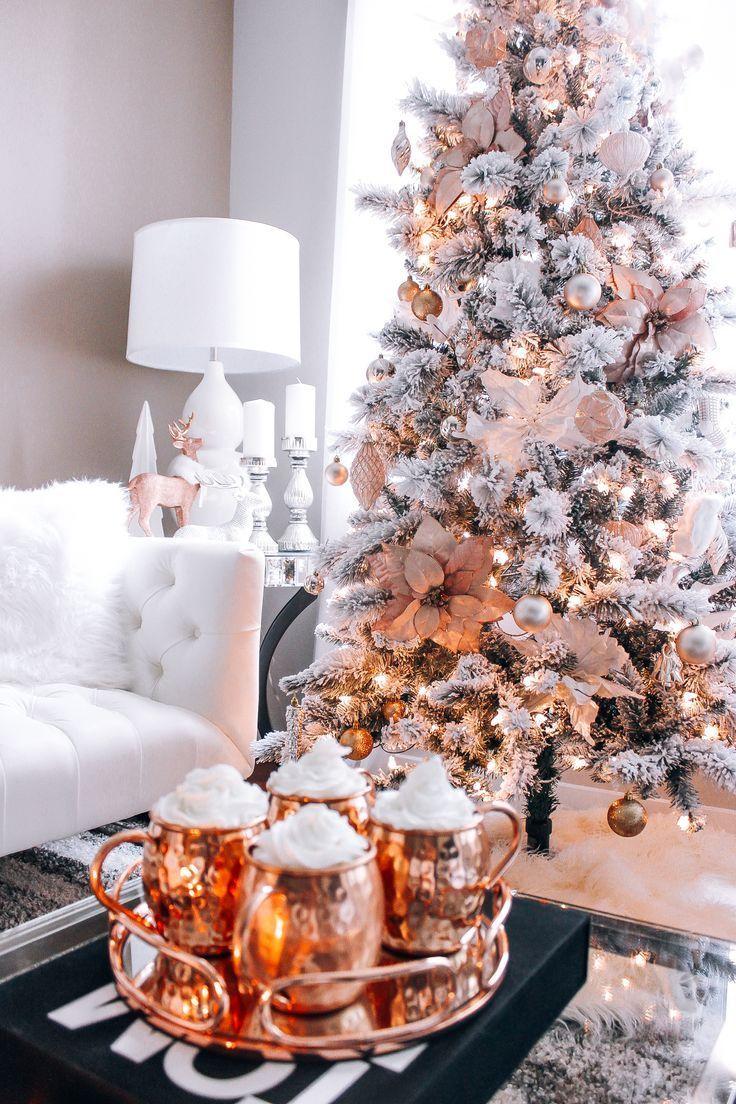 Christmas Tree Decoration Inspo City Impact Church